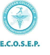 Approved by the College of Sports  and Exercise Physicians (ECOSEP)