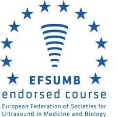 Endorsed by the European Federation of  Societies for  Ultrasound in Medicine and Biology (EFSUMB)