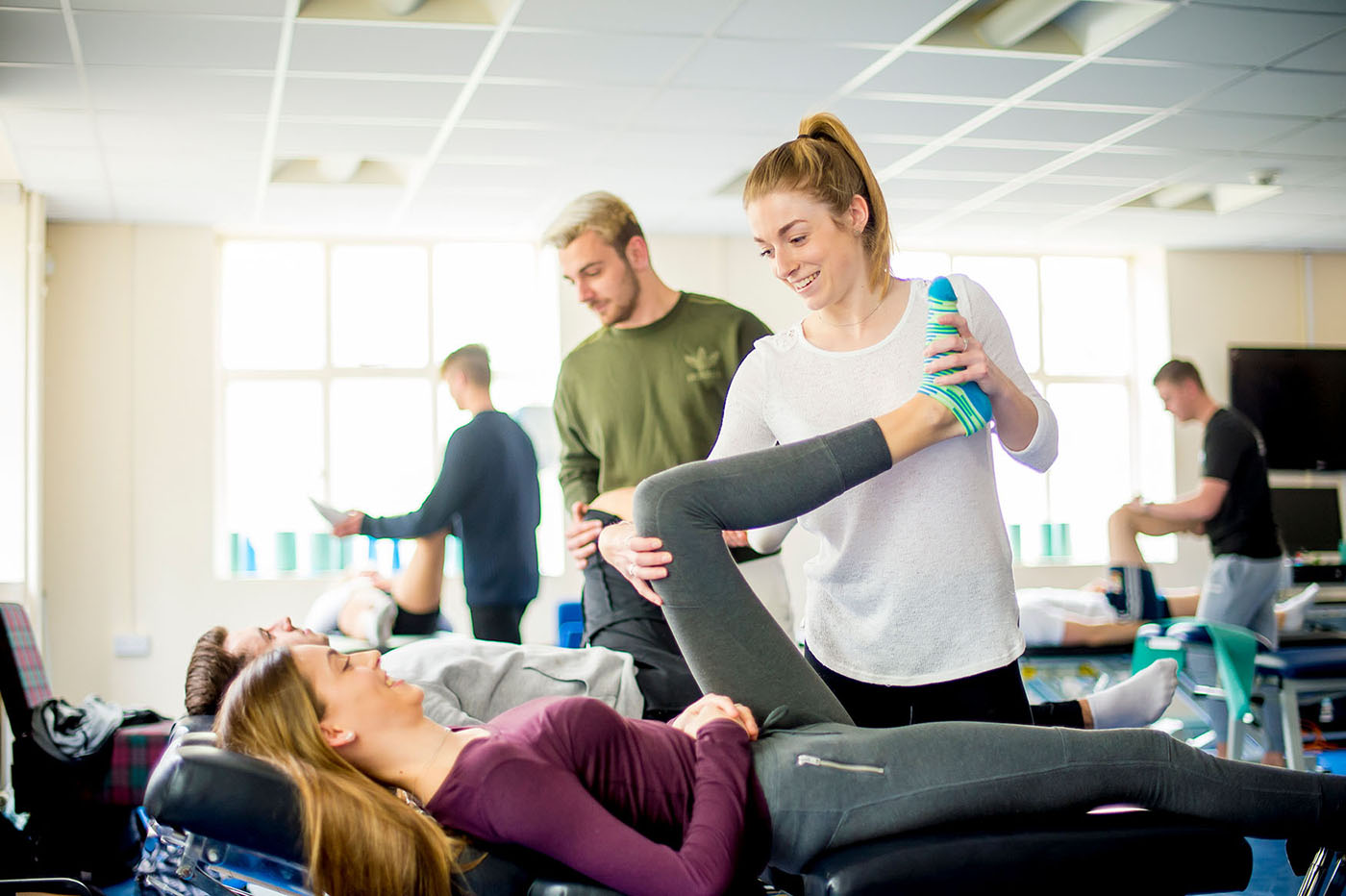 Master of Chiropractic Degree - MChiro Course | AECC University College |  AECC University College | Transforming lives through Health Sciences