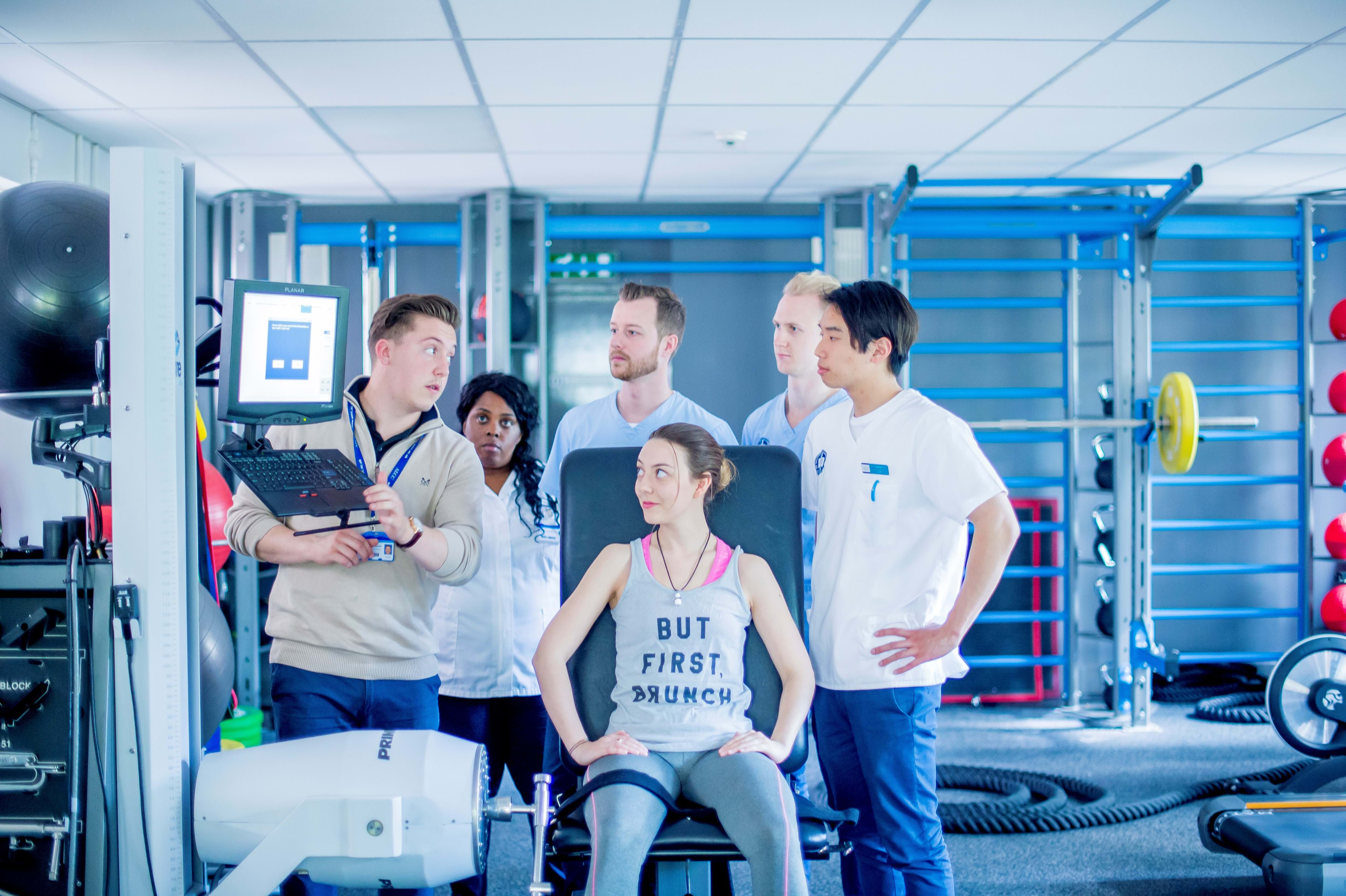 BSc (Hons) Clinical Exercise and Rehabilitation Science
