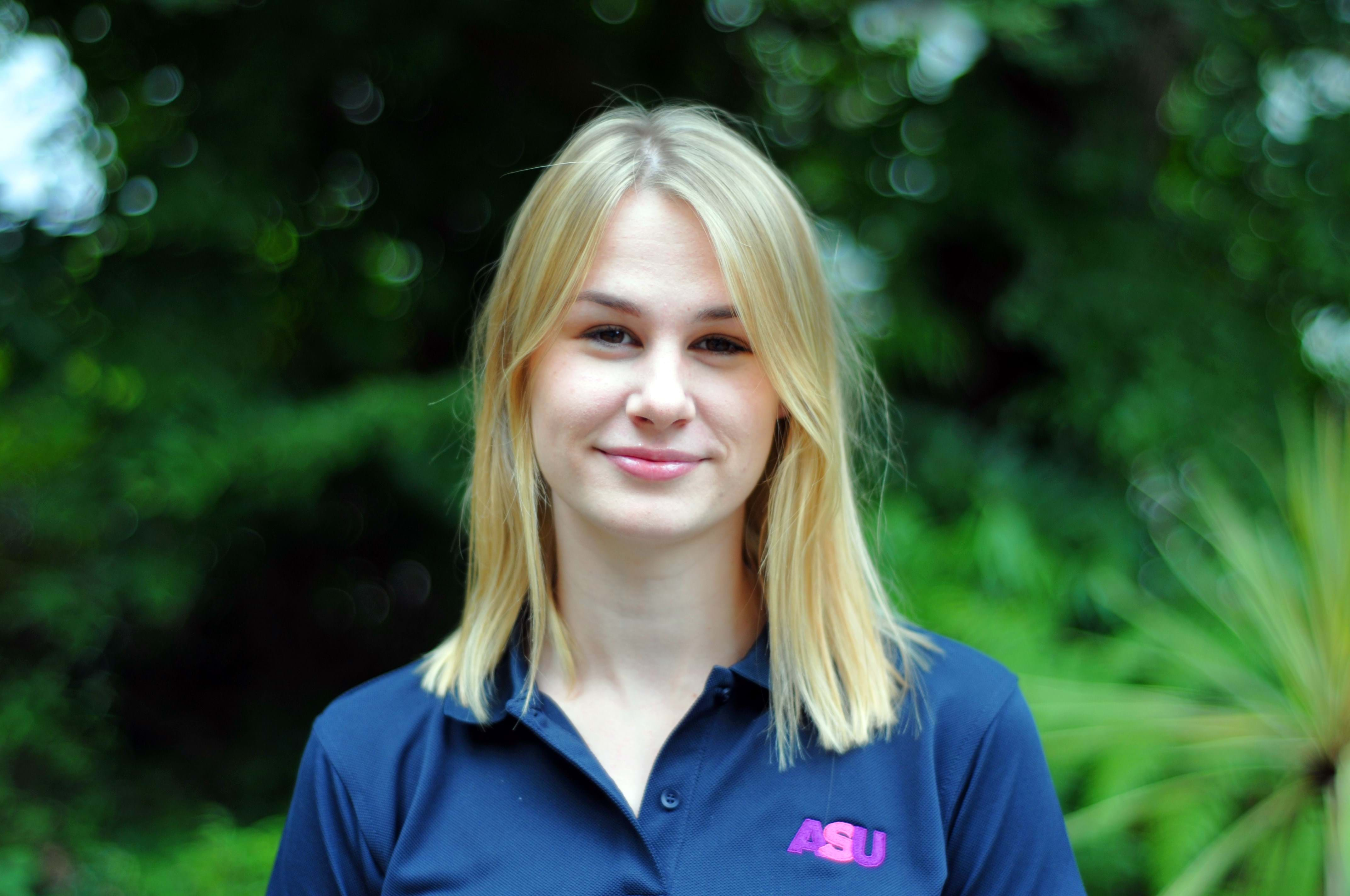 Sophie Gurden, SU Press and Communications Officer