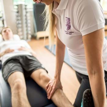 MSc Physiotherapy pre registration